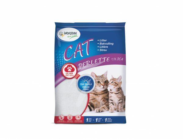 Cat Litter Silica Perlette 2kg-5L