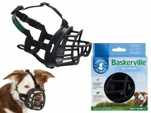 BASKERVILLE ULTRA Muzzle nr 3 collie