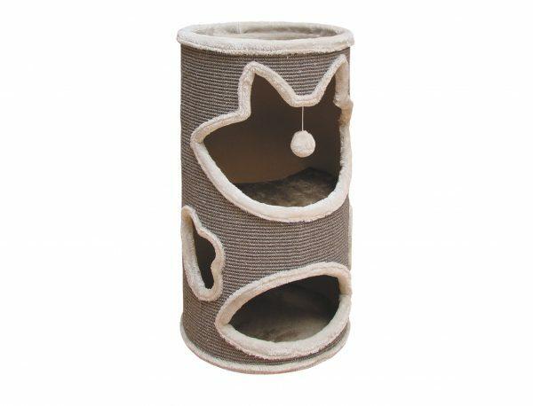 Kattenklim Ieben grijs Ø 40x75cm