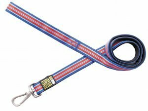 Leiband Hampton Strip Blue M 20mmx120cm