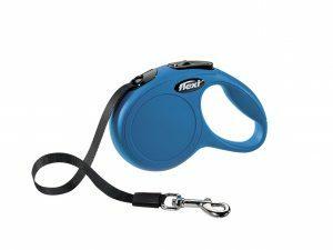 Flexi Classic blauw XS (riem 3m)