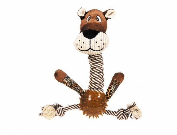 Speelgoed hond Bestie 42x27cm