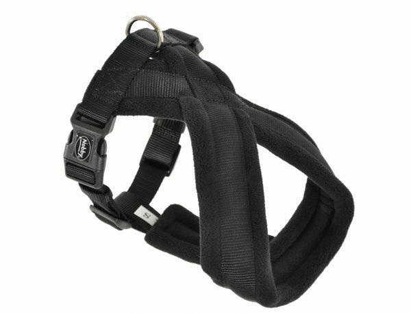 Harnas Classic Comfort zwart 25/50mmx45-70cm