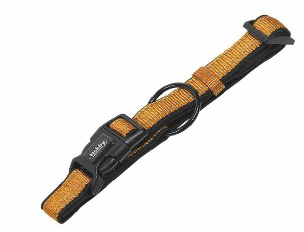 Halsband Reflect Soft goud 20/25mmx30-45cm