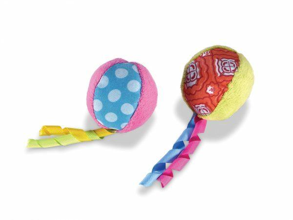 Speelgoed kat bal Softa 5cm(2)