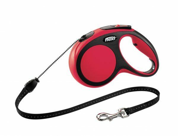 Flexi Comfort rood M (koord 5 m)