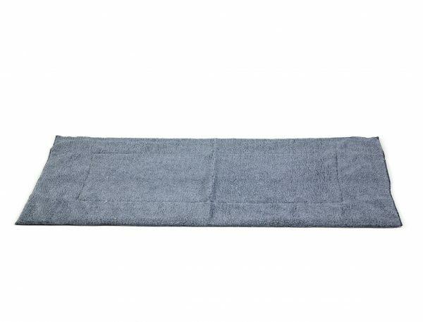 Tapijt grijs voor Classic draadkooi 119x74cm