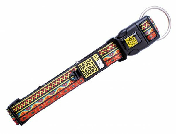 Halsband Ethnic Vibes L 25mmx39-62cm