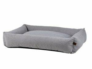 Hondenmand Snug Nut Grey 120x95cm