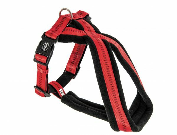 Harnas Soft Grip Comfort rood 25/50mmx60-90cm
