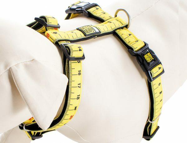 Harnas Ruler M nek 36-58cm borst 54-69cm