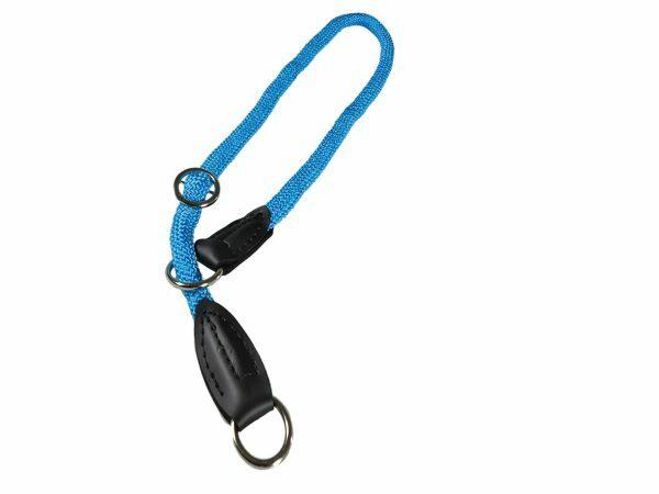 Wurger nylon rond lichtblauw 9mmx40cm