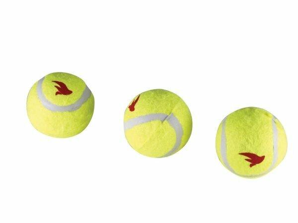Speelgoed hond tennisballen 5cm(3)