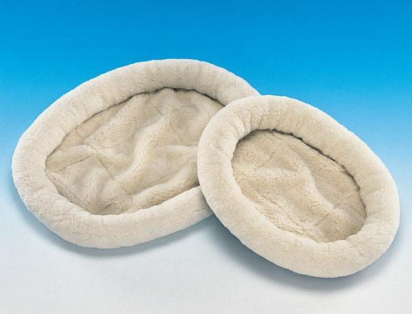 Snuggle bed beige 50x61cm