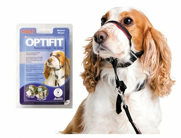 HALTI Optifit Headcollar M