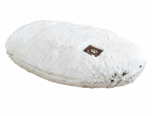 Kussen Snowhite wit 67x43cm