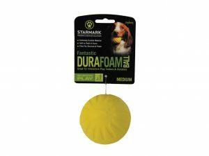 Starmark Fantastic DuraFoam Ball Ø 6,5cm M