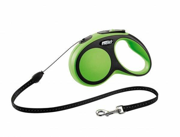 Flexi Comfort groen S (koord 5 m)
