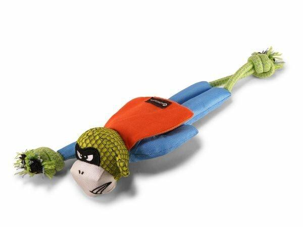Speelgoed hond Super aap 40cm