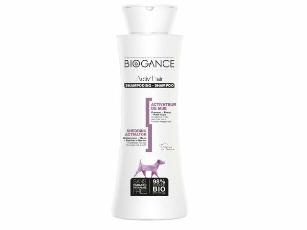 BIOGANCE hond rui-activatie shampoo 250ml