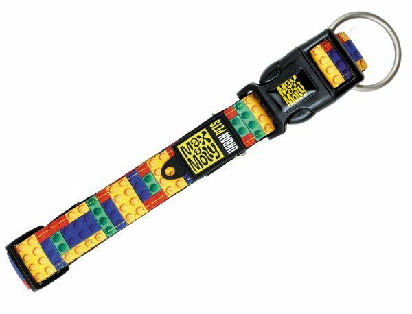 Halsband Playtime L 25mmx39-62cm