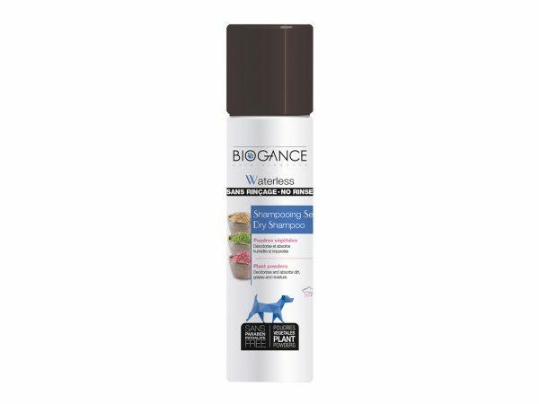 BIOGANCE hond droge shampoo 300ml