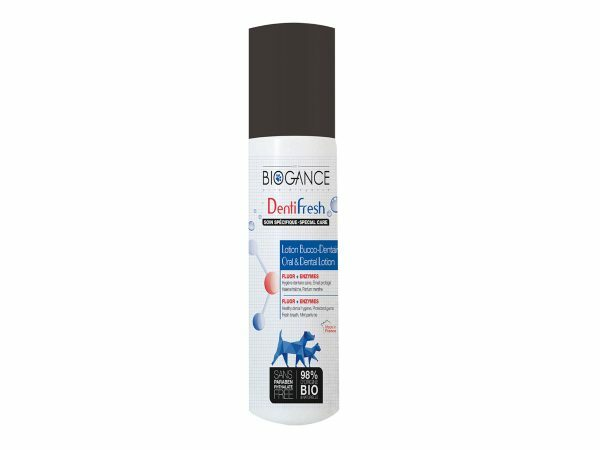 BIOGANCE hond mond- en tandlotion 100ml