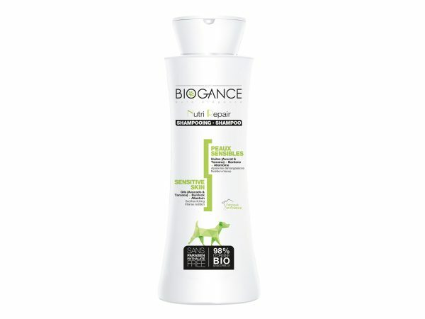BIOGANCE hond gevoelige huid shampoo 250ml