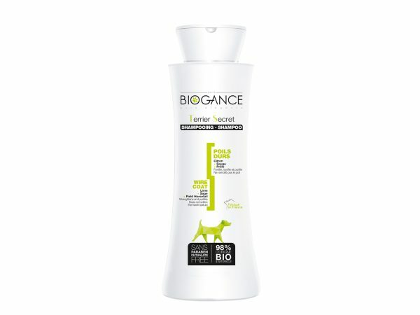 BIOGANCE hond ruw haar shampoo 250ml