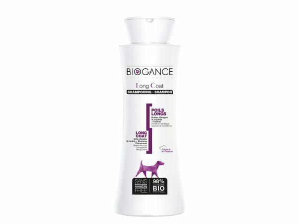 BIOGANCE hond lang haar shampoo 250ml