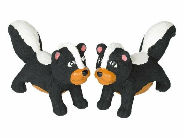 Speelgoed hond latex stinkdier 14cm