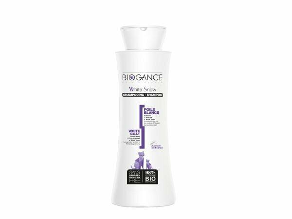 BIOGANCE kat witte vacht shampoo 150ml