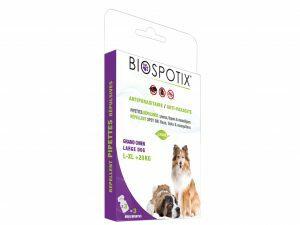 BIOSPOTIX hond spot-on antiparasitair L-XL >20kg