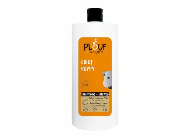 PLOUF hond puppy shampoo 400ml