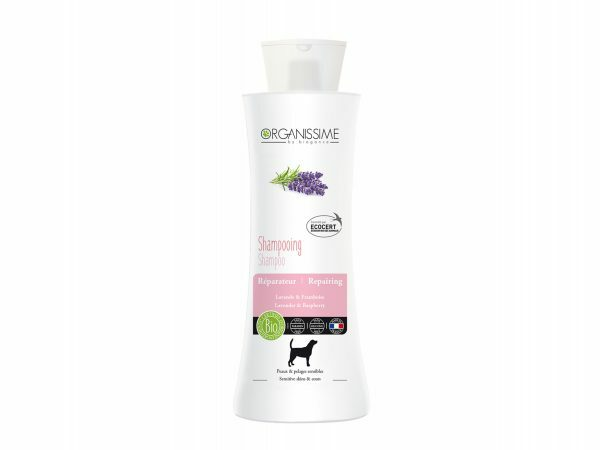 ORGANISSIME hond herstellende shampoo 250ml