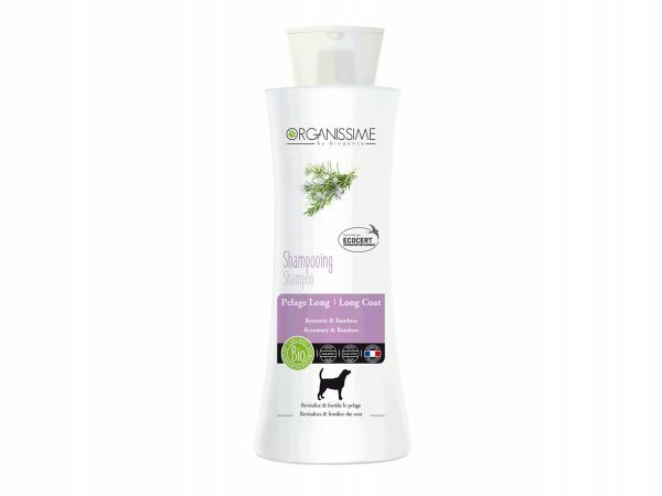 ORGANISSIME hond lang haar shampoo 250ml
