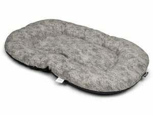 Kussen Winter grijs 90x60cm