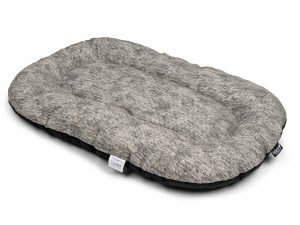 Kussen Winter grijs 80x57cm