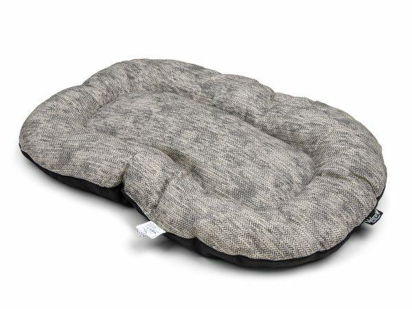 Kussen Winter grijs 70x55cm