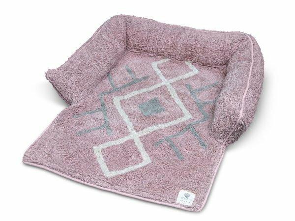 Sofa bed Bobo Pink 80x60x7cm