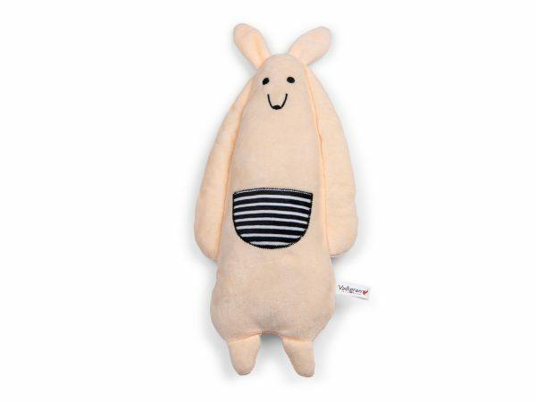 Hond speelgoed - Mina het konijn - 35 cm