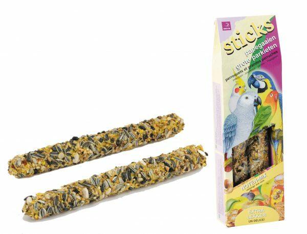 ESVE Sticks papegaai noten-mix (2)