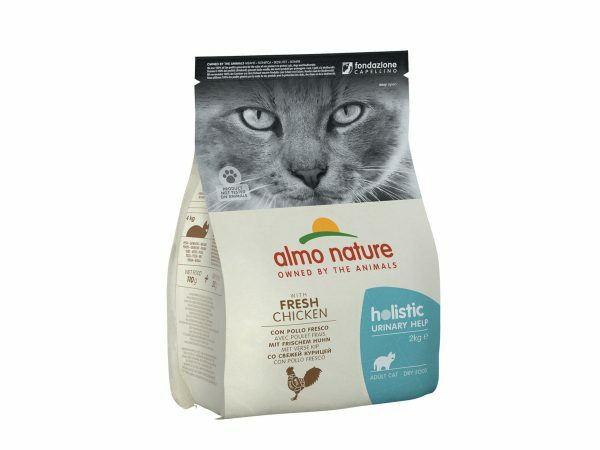 Holistic Cats 2Kg Urinary Help kip