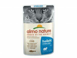 HOL Cats 70g Sterilised - met kabeljauw