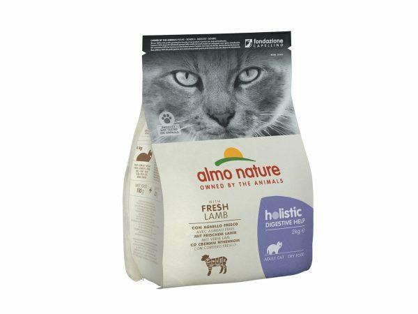 Holistic Cats 2Kg Digestive Help lam