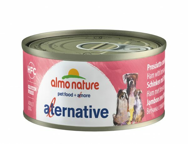 HFC Dogs 70g Alternative- ham met bresaola