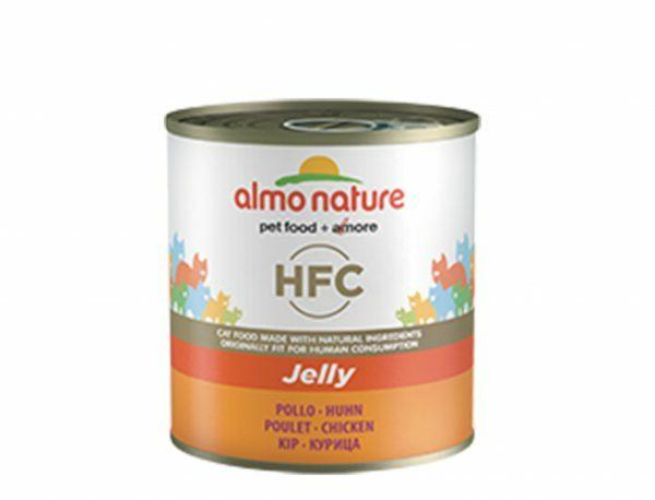 HFC Cats 280g Jelly - kip