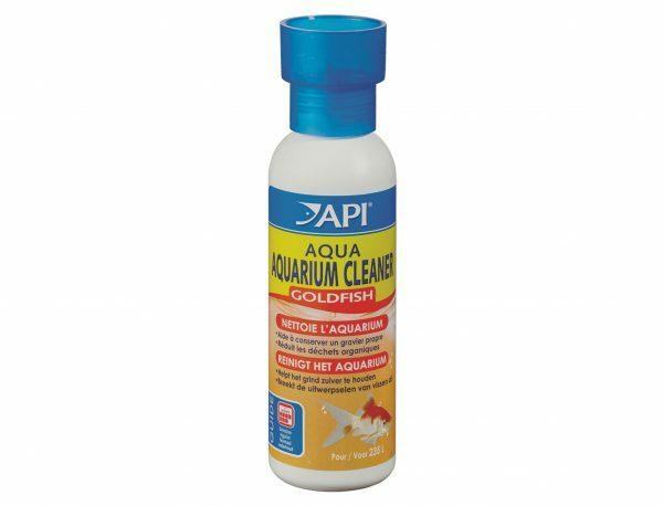 Aqua Aquariumcleaner-Goldfish API  118ml