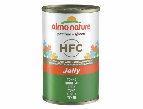HFC Cats 140g Jelly - tonijn