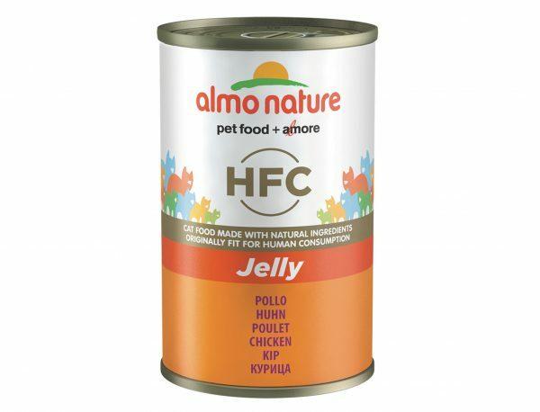 HFC Cats 140g Jelly - kip